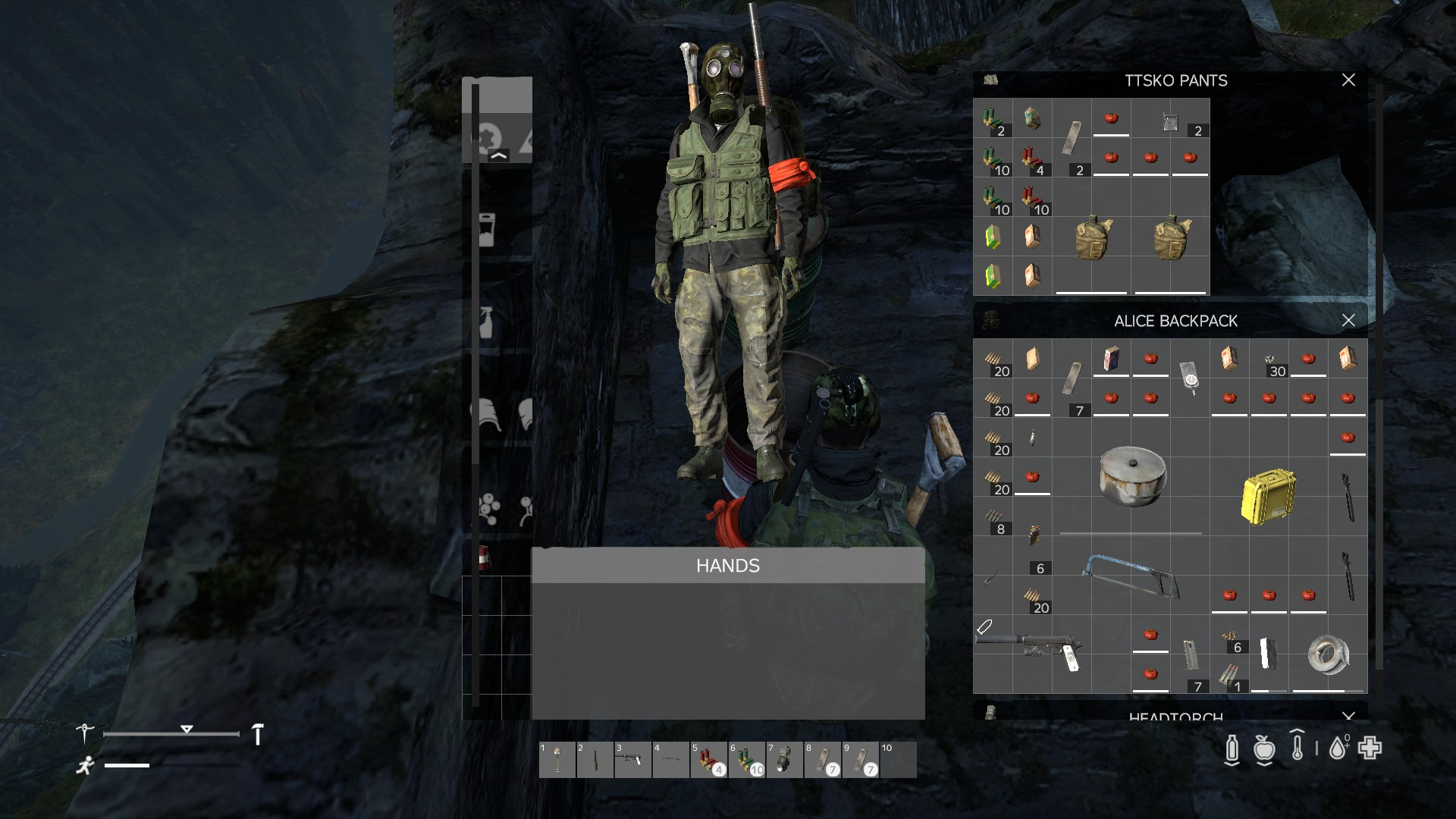 Alice Backpack Dayz ⚓ t137358 barrel inventory bugged when next to another barrel